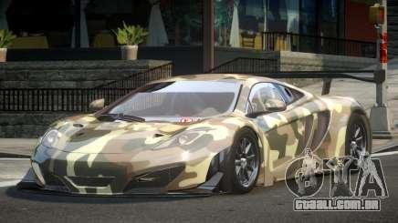 McLaren MP4 GT3 L9 para GTA 4