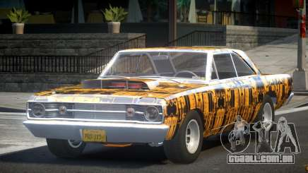 Dodge Dart R-Tuning L6 para GTA 4
