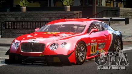 Bentley Continental GT Racing L5 para GTA 4