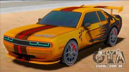 Free Fire FashionTrend Car para GTA San Andreas