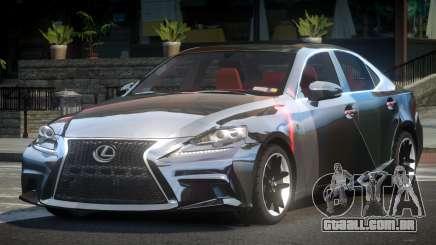 Lexus IS 350 SR L9 para GTA 4