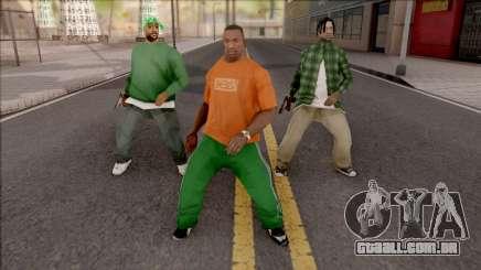 Dance Mod para GTA San Andreas