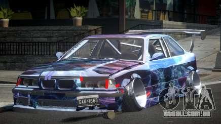 BMW M3 E36 PSI Drift PJ9 para GTA 4