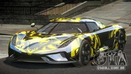 Koenigsegg Regera GT L2 para GTA 4