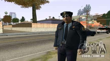 Skin Celador ou Vigilante Latino para GTA San Andreas