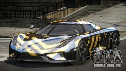 Koenigsegg Regera GT L4 para GTA 4