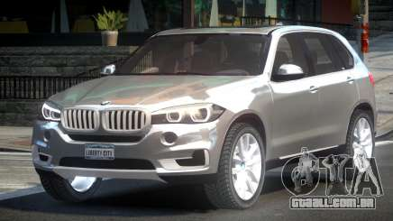 BMW X5 PSI V1.0 para GTA 4