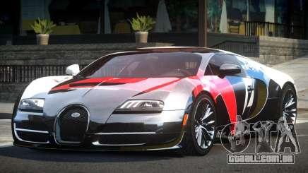 Bugatti Veyron GT R-Tuned L7 para GTA 4