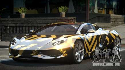 Arrinera Hussarya GT L2 para GTA 4