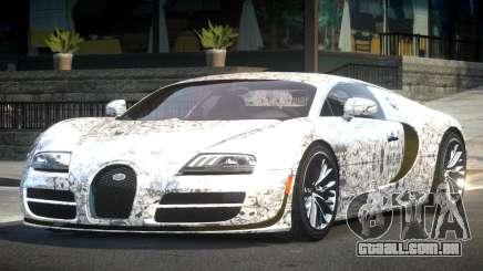 Bugatti Veyron GT R-Tuned L8 para GTA 4