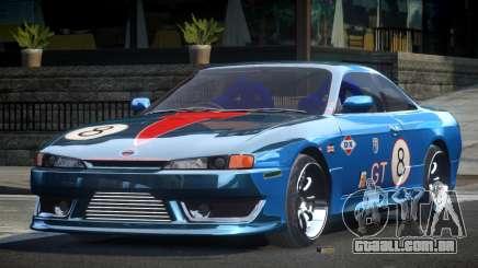 Nissan 200SX BS Racing L10 para GTA 4