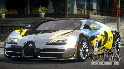 Bugatti Veyron GT R-Tuned L5 para GTA 4
