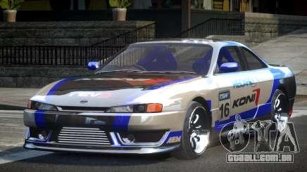 Nissan 200SX BS Racing L2 para GTA 4