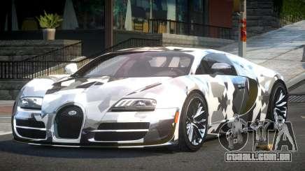 Bugatti Veyron GT R-Tuned L4 para GTA 4
