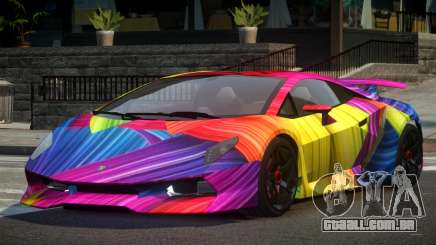 Lamborghini Sesto Elemento SP L8 para GTA 4