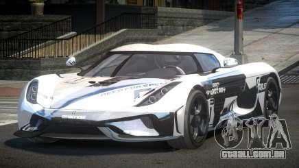 Koenigsegg Regera GT L9 para GTA 4