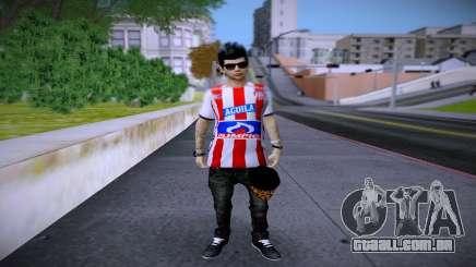 Skin Sornero Junior Mode FC para GTA San Andreas