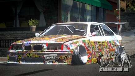 BMW M3 E36 PSI Drift PJ5 para GTA 4