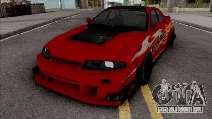 Nissan Skyline R33 Uras GT para GTA San Andreas