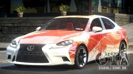 Lexus IS 350 SR L4 para GTA 4