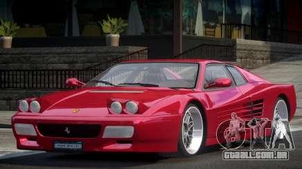 Ferrari Testa Rossa 512 para GTA 4
