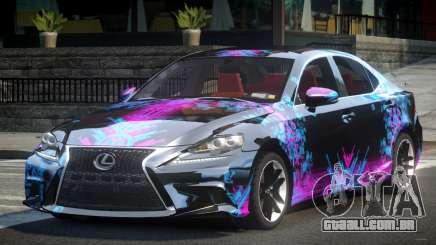 Lexus IS 350 SR L6 para GTA 4
