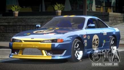 Nissan 200SX BS Racing L4 para GTA 4