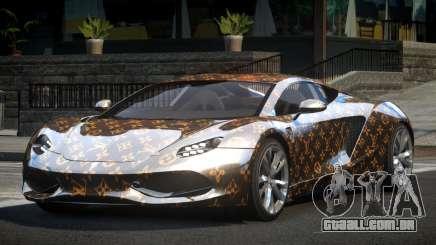 Arrinera Hussarya GT L4 para GTA 4