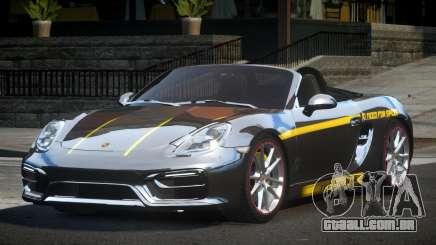 2012 Porsche 981 L9 para GTA 4