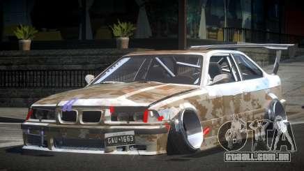 BMW M3 E36 PSI Drift PJ10 para GTA 4