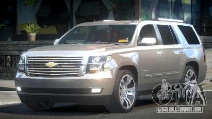Chevrolet Tahoe E-Style V1.2 para GTA 4