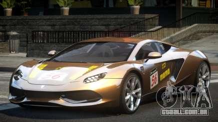 Arrinera Hussarya GT L9 para GTA 4