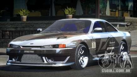 Nissan 200SX BS Racing L9 para GTA 4