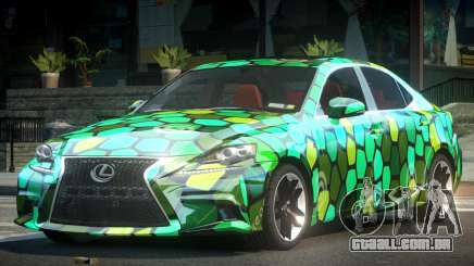 Lexus IS 350 SR L10 para GTA 4