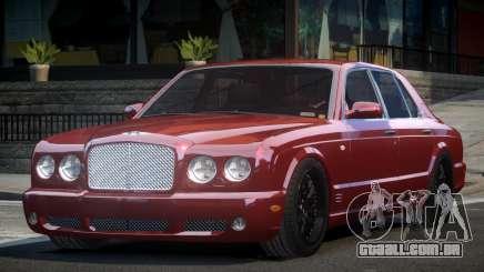 Bentley Arnage para GTA 4