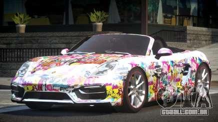 2012 Porsche 981 L6 para GTA 4