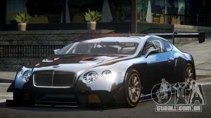 Bentley Continental GT Racing para GTA 4