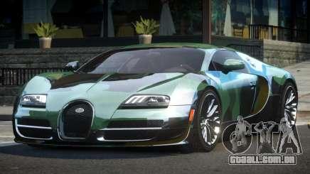 Bugatti Veyron GT R-Tuned L1 para GTA 4