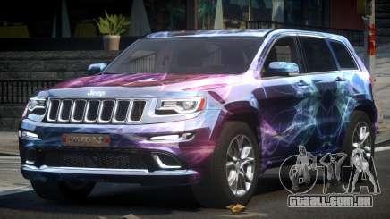 Jeep Grand Cherokee E-Style L6 para GTA 4