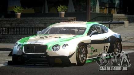 Bentley Continental GT Racing L6 para GTA 4