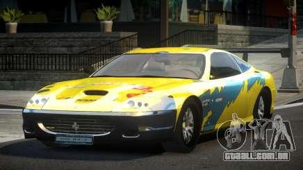 Ferrari 575M R-Tuned L5 para GTA 4