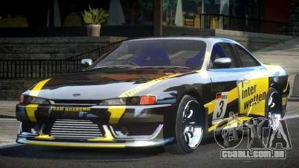 Nissan 200SX BS Racing L7 para GTA 4