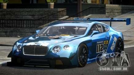Bentley Continental GT Racing L8 para GTA 4