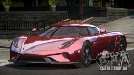 Koenigsegg Regera GT para GTA 4