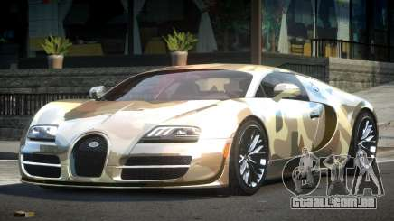Bugatti Veyron GT R-Tuned L2 para GTA 4