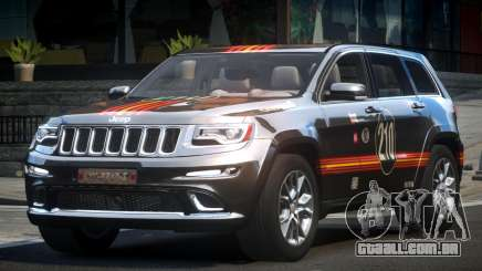 Jeep Grand Cherokee E-Style L7 para GTA 4