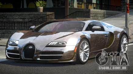 Bugatti Veyron GT R-Tuned L10 para GTA 4