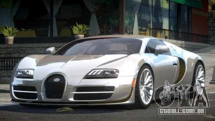 Bugatti Veyron GT R-Tuned para GTA 4