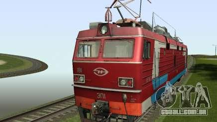 Trem EP-1 para GTA San Andreas