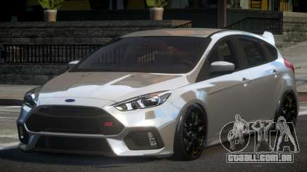 Ford Focus RS HK S-Tuned para GTA 4